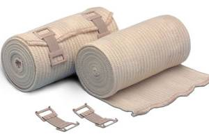 Bandage élastique (paquet de 12)