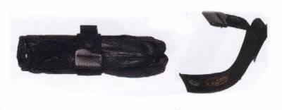 Étui horizontal pour gants de cuir