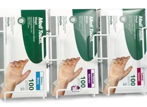 Support à gants (3 boîtes)