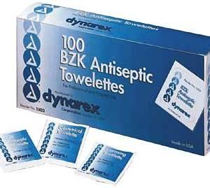 Essuis main antiseptique de DYNAREX