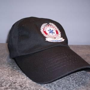 Casquette noir TA Paramedic