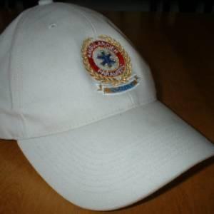 Casquette blanche TA Paramedic