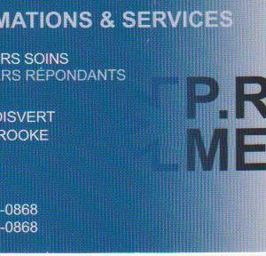 Formation Premiers Soins