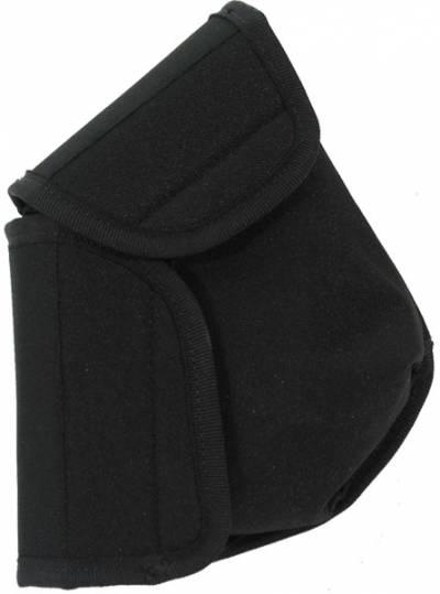 Étui masque de poche/ciseaux et gants sans croix de vie