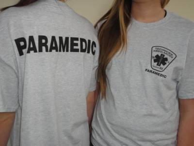 T-Shirt PARAMEDIC d'entrainement