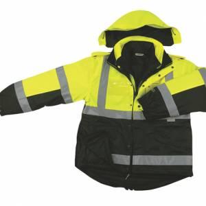 Manteau d'hiver 5 dans 1